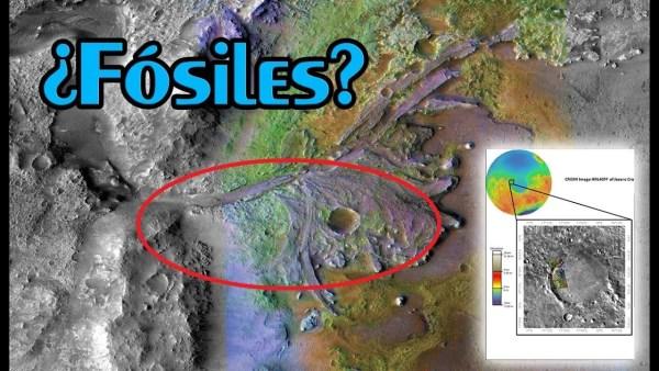 La NASA y Científicos Europeos Revelan Donde Puede Haber Vida Extraterrestre en Marte