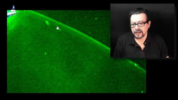 Los OVNIs del Discovery (Análisis de la secuencia)