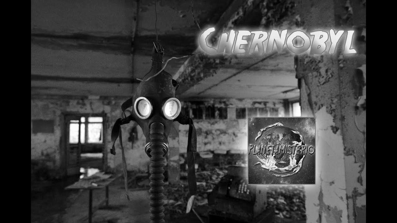 Chernobyl, las Imágenes más Escalofriantes 32 Años Después