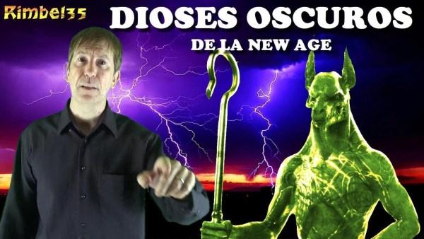CUIDADO CON LOS DIOSES OSCUROS DEL NEW AGE