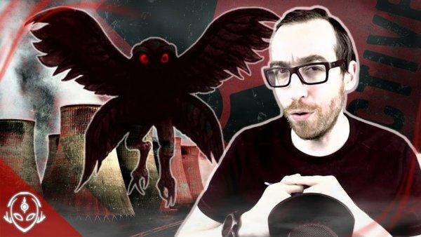 El extrañísimo nuevo avistamiento del Mothman