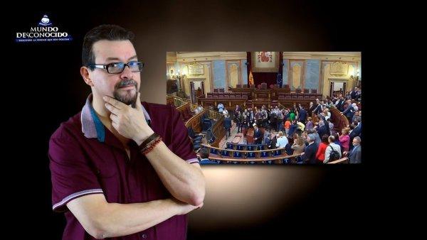 Extraño Suceso en la Moción de Censura de España