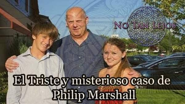 El Misterioso y triste caso de Philip Marshall (investigador 11S)