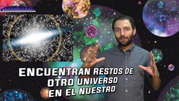 Encuentran Restos de un Universo anterior al Nuestro