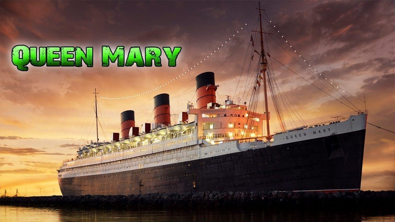 La Leyenda del Queen Mary el Verdadero Barco Embrujado