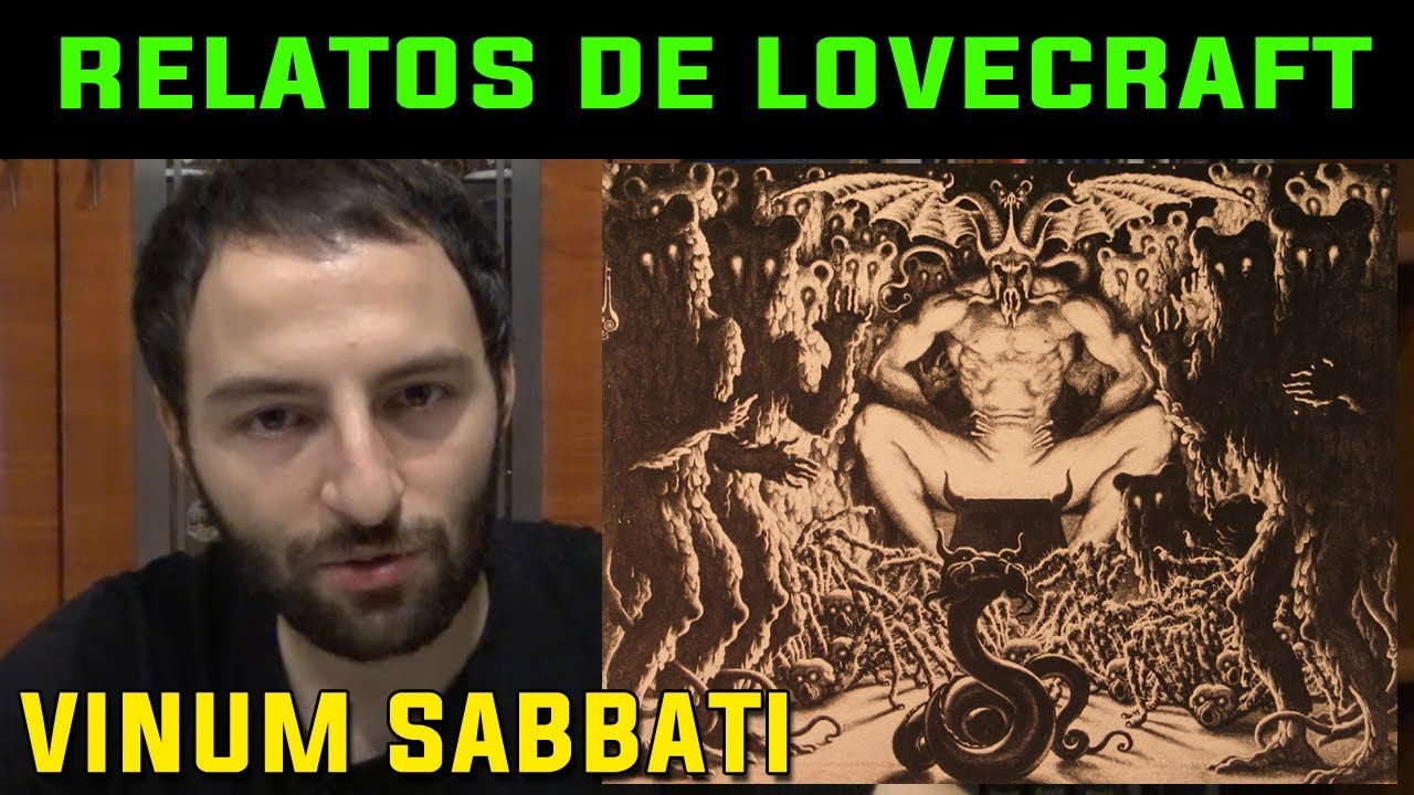 Vinum Sabbati (Arthur Machen) – Relatos de Lovecraft