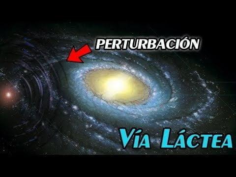 Detectan Una Misteriosa Perturbación en la Vía Láctea