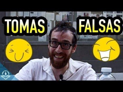 Tomas falsas de la entrevista de Vicente Fuentes en Madrid