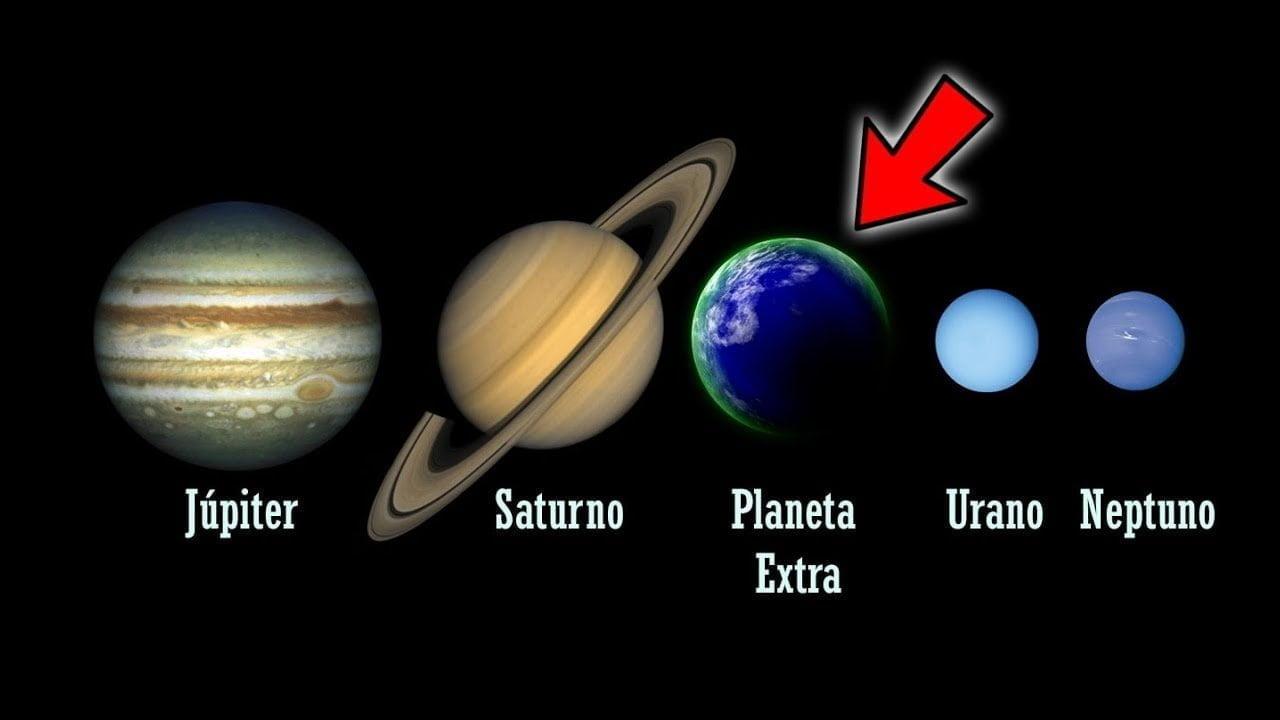 Descubren Señales de un Misterioso Planeta que Salvó a la Tierra