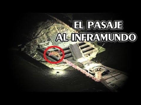 Descubren un GRAN SECRETO Debajo de la Pirámide de la Luna en México