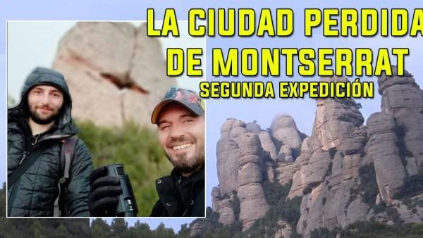 MONTSERRAT OCULTA UNA MISTERIOSA CIUDAD PERDIDA – SEGUNDA EXPEDICIÓN