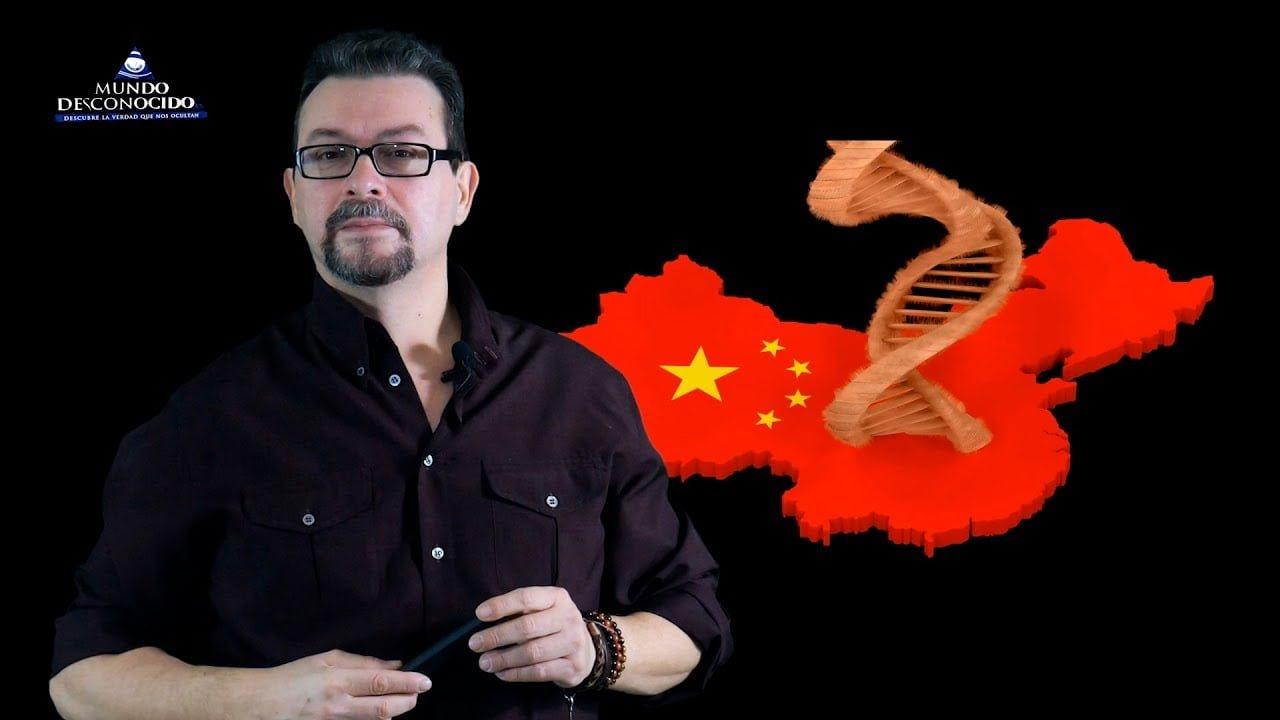 Humanos Modificados Genéticamente en China