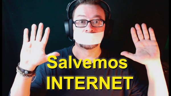 Salvemos INTERNET