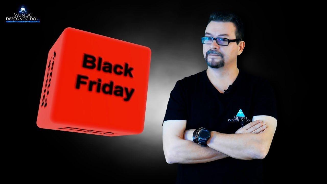 Simbolismo Illuminati del Black Friday