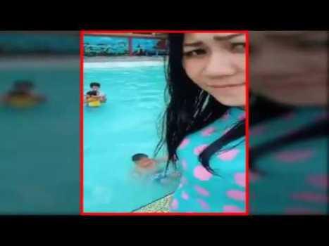 Vídeo Muestra una Mano que Aparece de la Nada en una Piscina y Agarra a un Niño