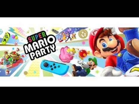 Alma vs Iker Mario Party