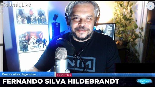 ARA San Juan: conexión con Fernando Silva Hildebrandt | #MilenioLive