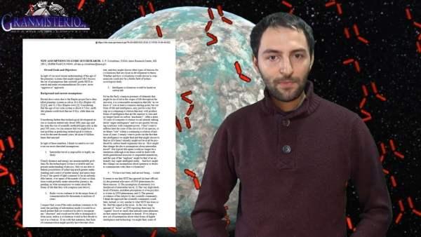 Científico de NASA Revela Impactante Documento sobre la Búsqueda Extraterrestre