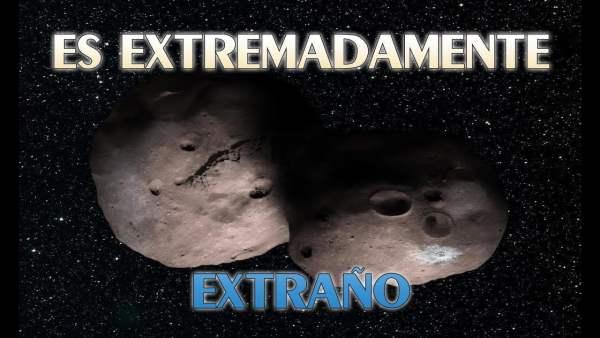 El Gran Misterio del Objeto Última Thule que Confunde a la NASA