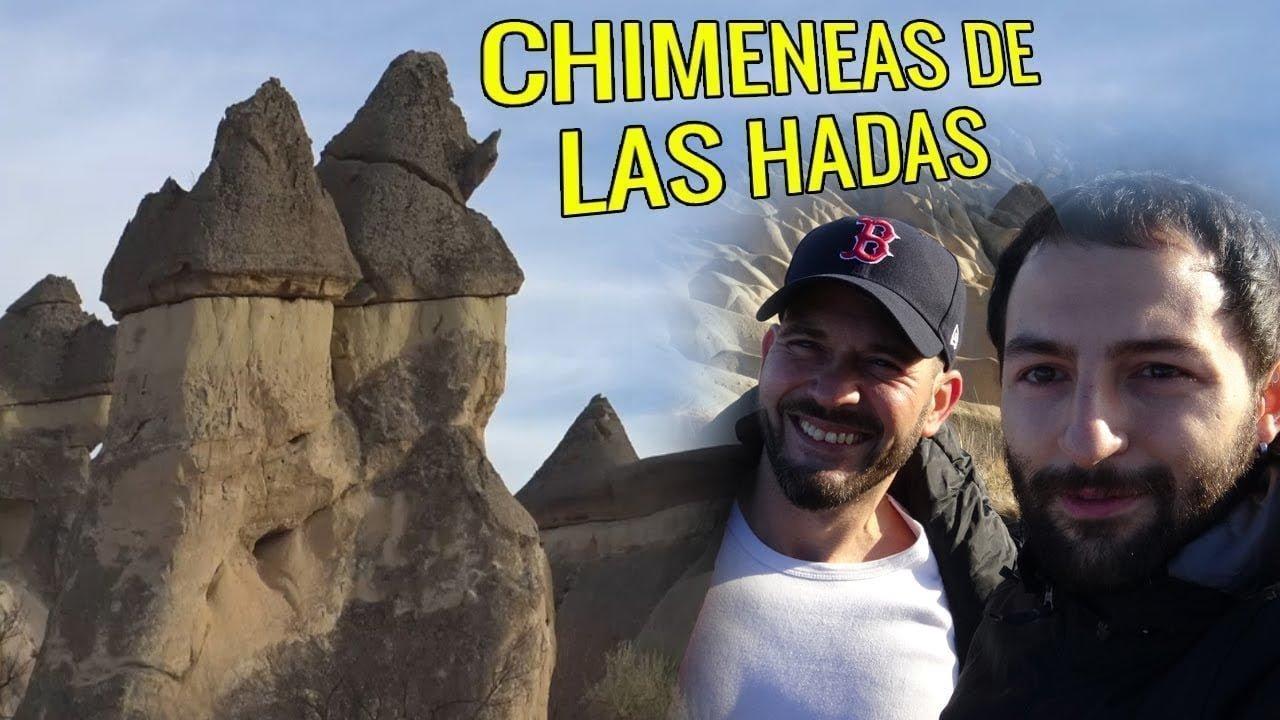 Las misteriosas chimeneas de las Hadas y los secretos del Imperio Bizantino