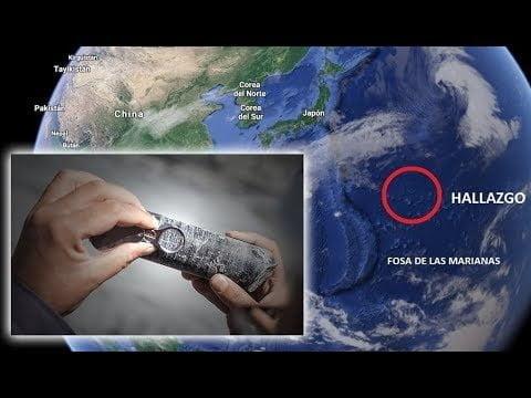El Increíble Descubrimiento que Hizo Japón Bajo el Mar