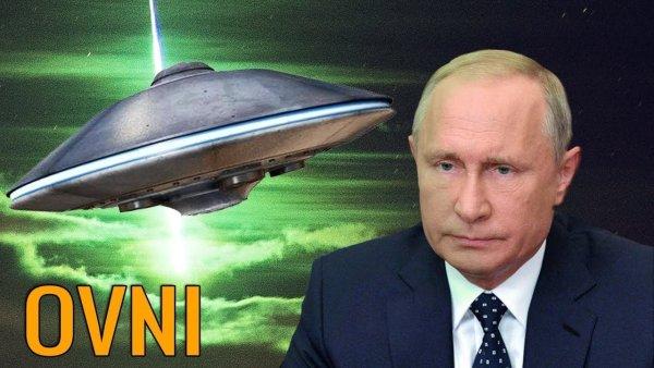 Putin está buscando un OVNI estrellado en una Montaña de Siberia