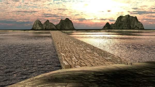 Hace 1,45 Millones de años, ¿Quién Construía Enormes Puentes?