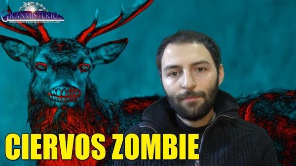 La enfermedad de los Ciervos Zombie ¿Qué está pasando?