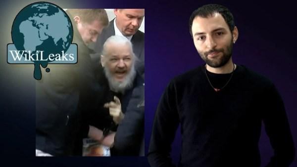 Arrestan al fundador de WIKILEAKS y se revelan INFORMES MISTERIOSOS DE LA ÉLITE