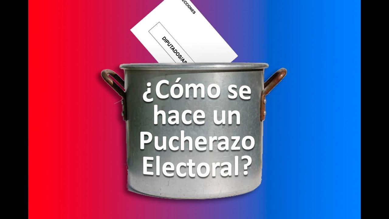 ¿Cómo se hace un Pucherazo Electoral?