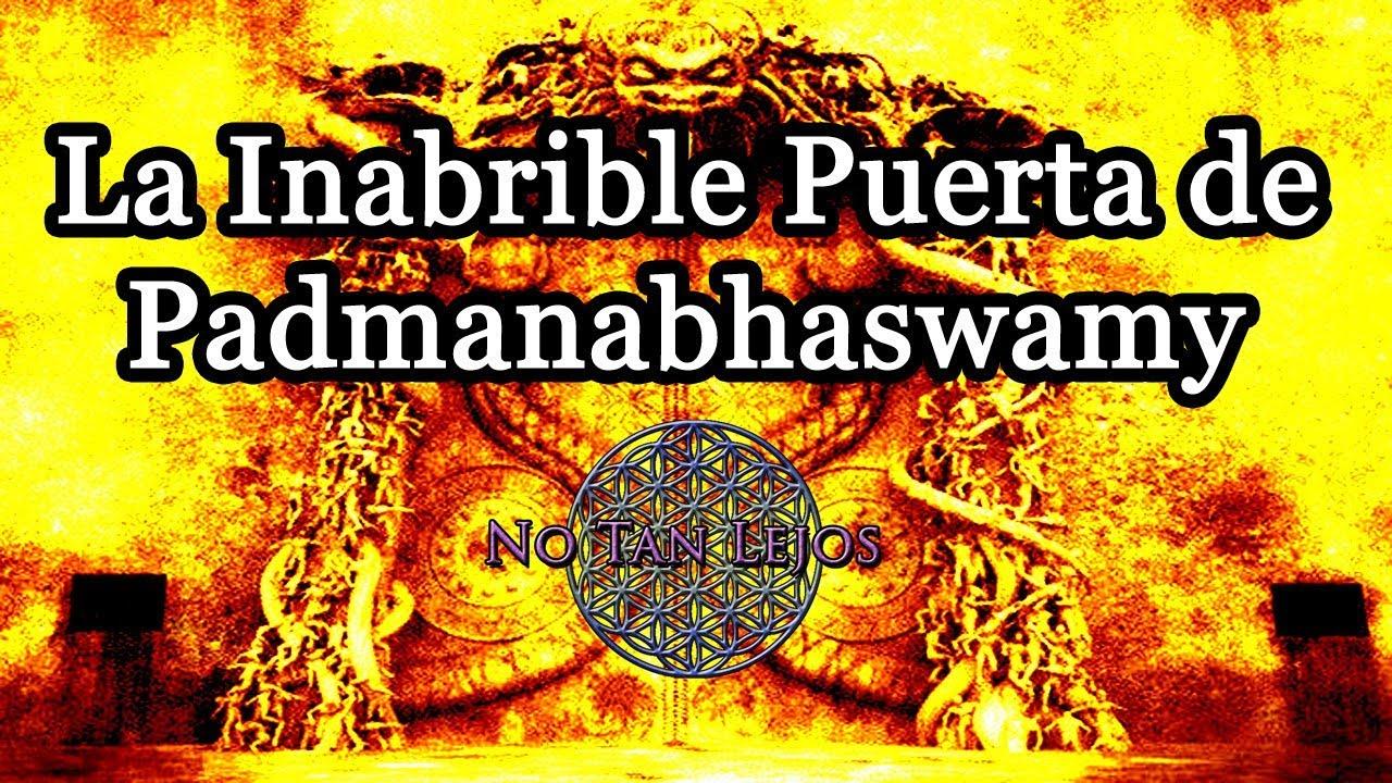 La Puerta De Padmanabhaswamy