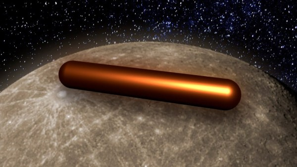 Un Misterioso Objeto ha Entrado en nuestro Sistema Solar