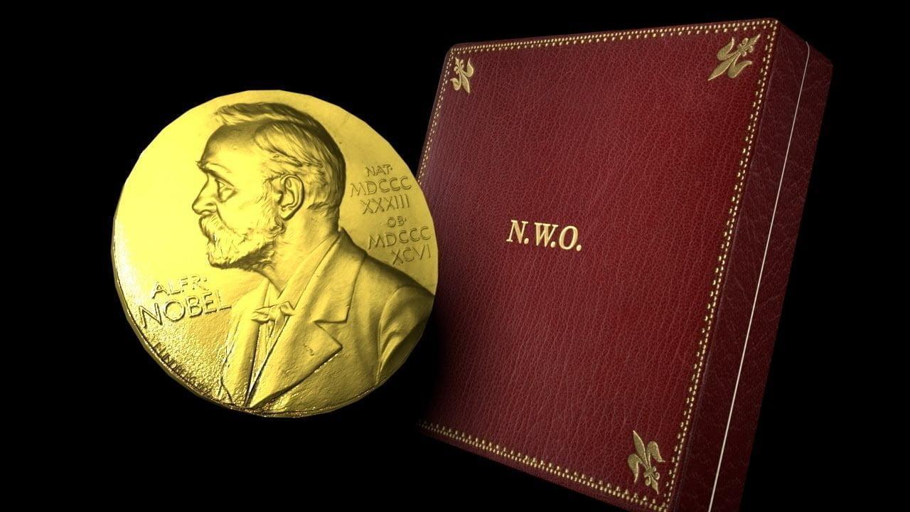 Unboxing del premio Nobel de la Paz