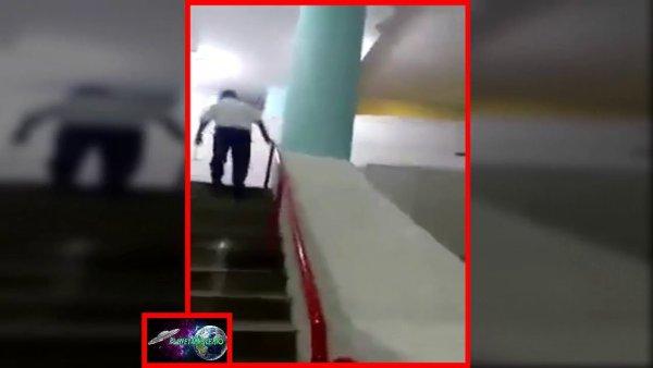 Fantasma de un Niño en una Estación de Monterrey VELLOS DE PUNTA