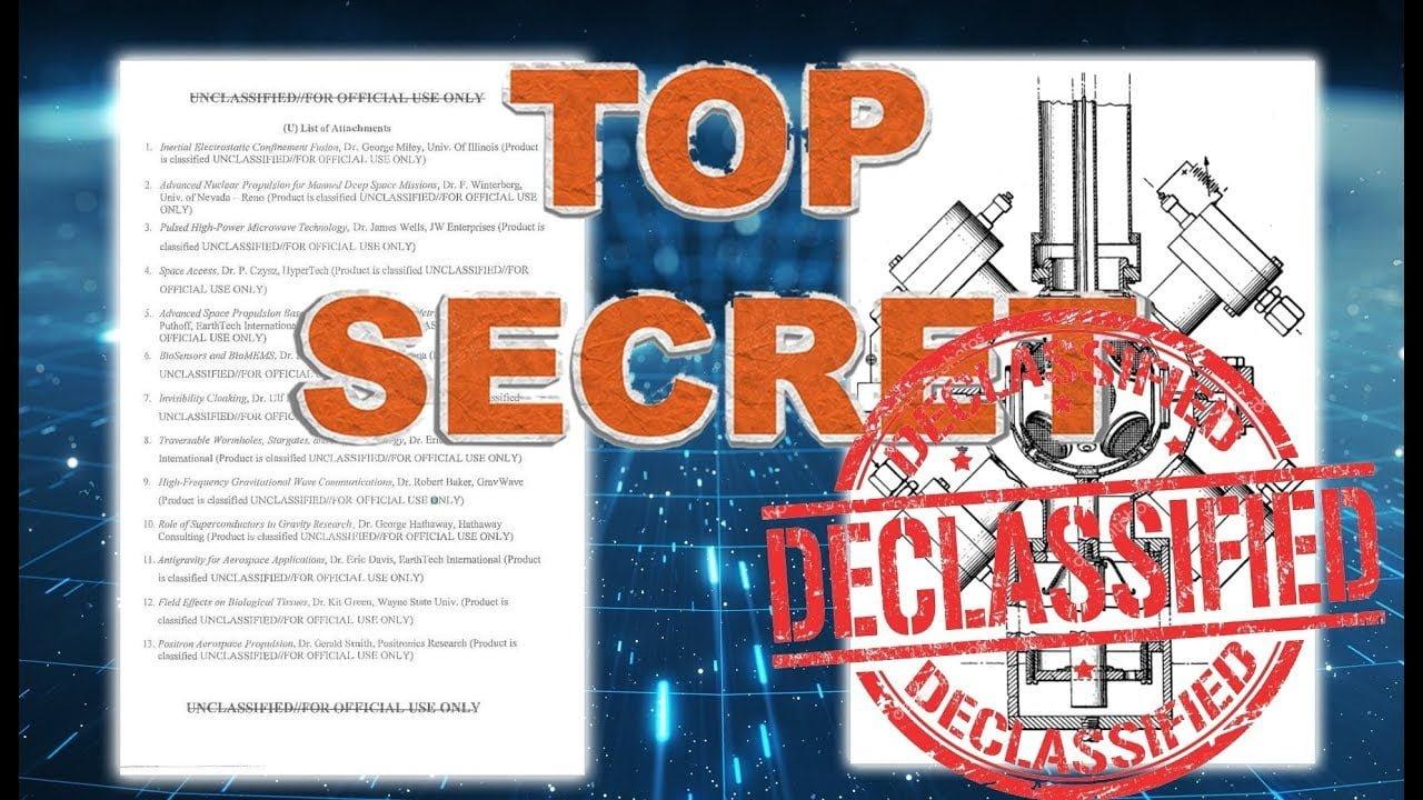 La Marina de EEUU Oculta un Gran Secreto