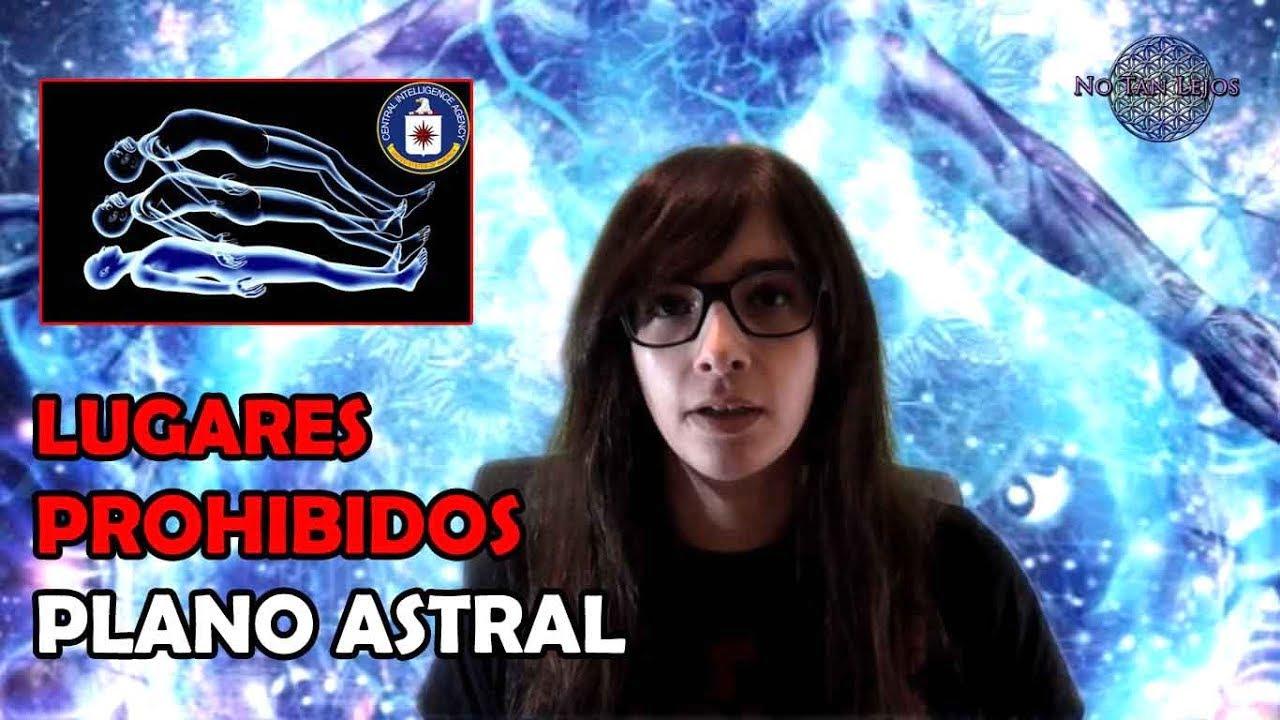 LUGARES PROHIBIDOS EN EL ASTRAL