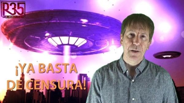 """""""¡BASTA DE CENSURA OVNI""""! GRITAN LOS SENADORES EN EE.UU"""