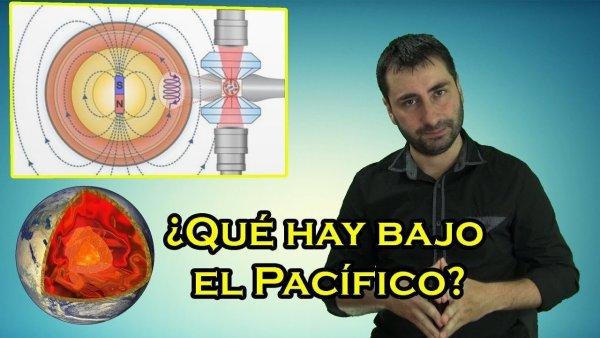 Inesperado Descubrimiento de Misteriosa Fuente de Magnetismo Bajo el Océano Pacífico