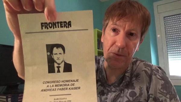 RECORDANDO AL MEJOR INVESTIGADOR: ANDREAS FABER-KAISER