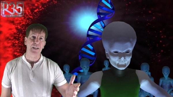 LA ÉLITE EXTRAE EL ADN DE LOS TESTIGOS QUE HAN CONTACTADO CON ALIENS