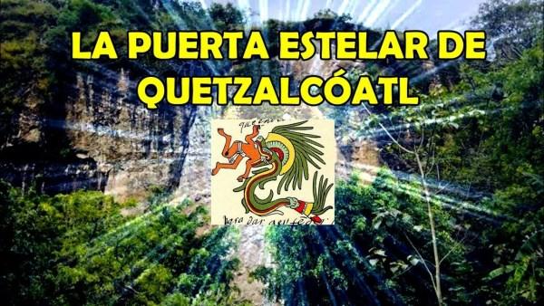 La PUERTA ESTELAR de QUETZALCÓATL
