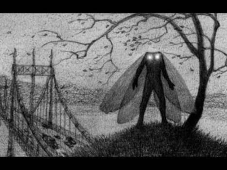 LA HISTORIA REAL del Mothman o Hombre Polilla