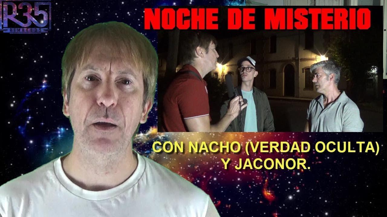 UNIÓN HISTÓRICA EN BUSCA DE OTRA DIMENSIÓN: Con Nacho de VERDAD OCULTA y JACONOR