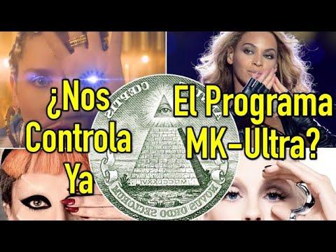 ¿Nos Controla Ya el Programa MK-ULTRA?