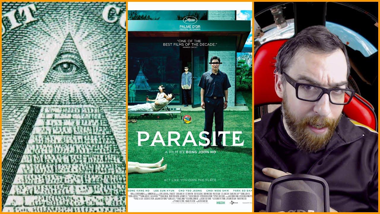Parasite, los illuminati, y los OVNIS