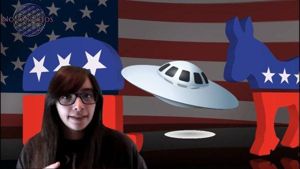 CANDIDATOS a PRESIDENTE de EEUU hablan sobre OVNIS