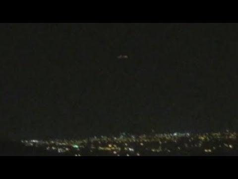 Extraño ovni filmado en Lima, Perú 5-abr-2020