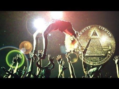 Los ritos illuminati y los extraterrestres