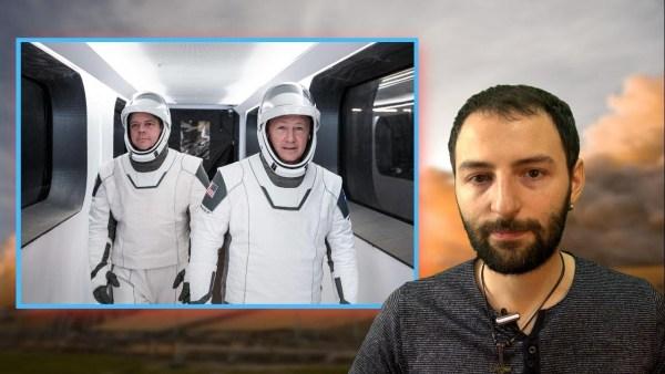 Elon MUSK quiere terraformar marte …  y ocultar algo en el espacio