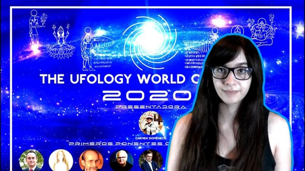INVITADA AL UFOLOGY WORLD CONGRESS 2020!!